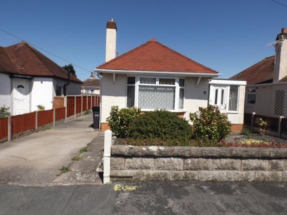 Front of Russell Drive, Prestatyn, Denbighshire, . LL19
