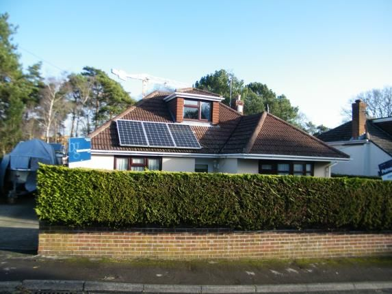 Thumbnail Bungalow for sale in Filleul Road, Sandford, Wareham