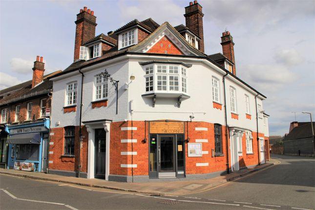 Thumbnail Flat to rent in High Street, Ingatestone, Essex