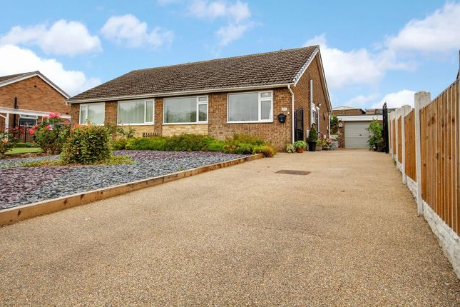 2 bed semi-detached bungalow for sale in Hawthorne Avenue, South Anston, Sheffield S25