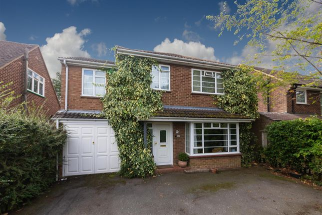 Thumbnail Detached house for sale in Wilbury Road, Letchworth Garden City