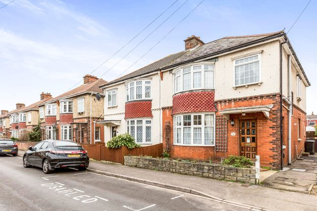 Thumbnail Semi-detached house for sale in Molesworth Road, Gosport