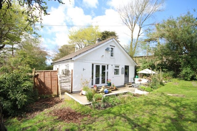 Thumbnail Bungalow for sale in St. Issey, Wadebridge