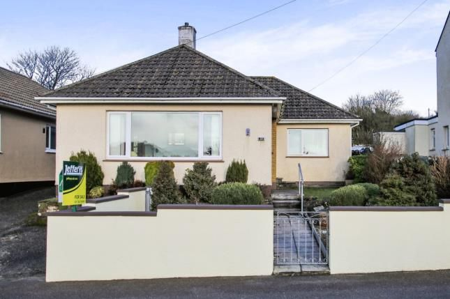 Thumbnail Bungalow for sale in Stenalees, St. Austell, Cornwall