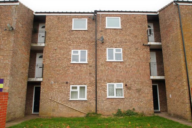 Thumbnail Flat for sale in Hunters Close, Kingsthorpe, Northampton