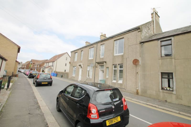 Thumbnail Flat to rent in Bradan Road, Troon, South Ayrshire, 6Ds
