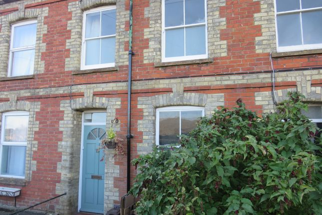 Thumbnail Terraced house for sale in Belle Vue Terrace, Crewkerne