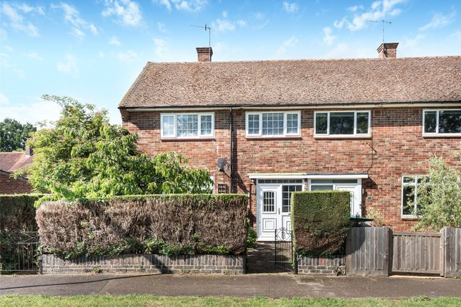 End terrace house for sale in Taynton Drive, Merstham, Redhill, Surrey