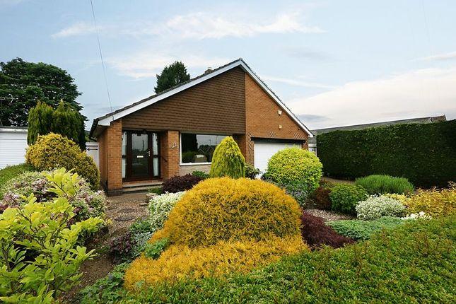 Thumbnail Detached bungalow for sale in The Dales, Cottingham