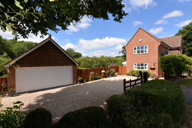 Thumbnail 3 bed detached house for sale in Lower Ashley Road, New Milton