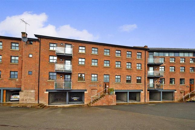 Thumbnail Flat for sale in The Silk Mill, Stonehouse Green, Congleton