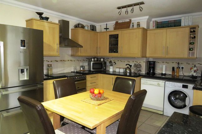 Thumbnail End terrace house for sale in Kensington Place, Mutley, Plymouth