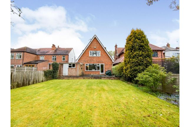 Thumbnail Detached house for sale in The Cottage Middleton Avenue, Littleover, Derby