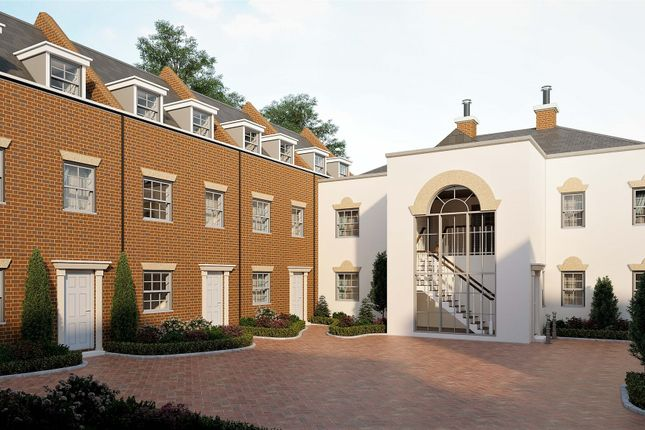 Thumbnail Flat for sale in Old Clinic Place, Coggeshall Road, Braintree