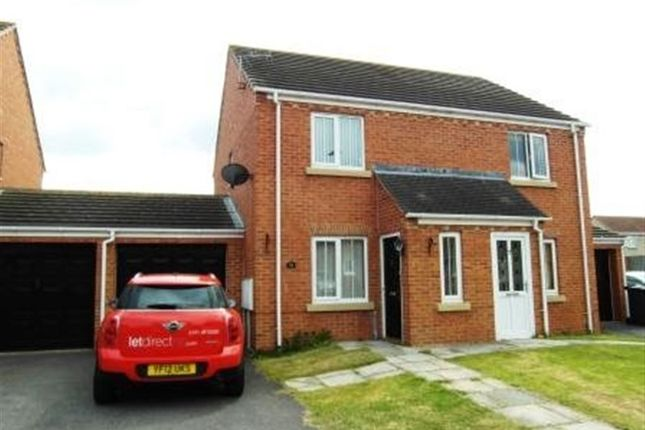 Thumbnail Semi-detached house to rent in Ivyway, Pelton, Chester Le Street