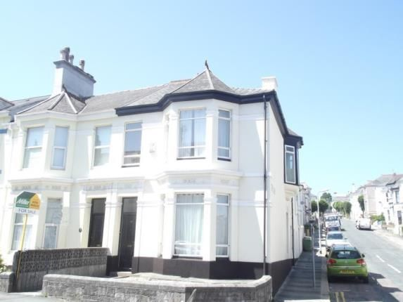 Thumbnail End terrace house for sale in St Judes, Plymouth, Devon