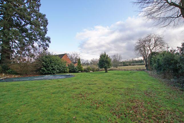 Rear Garden of Bittell Road, Barnt Green B45