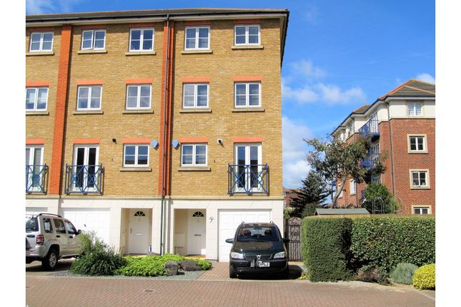 Thumbnail Town house for sale in San Juan Court, Eastbourne