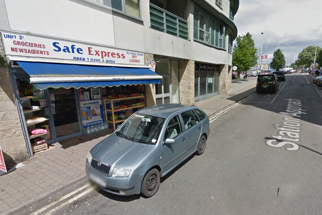 Retail premises for sale in Station Approach, Woking