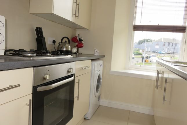 Thumbnail Flat for sale in Bethelfield Place, Kirkcaldy