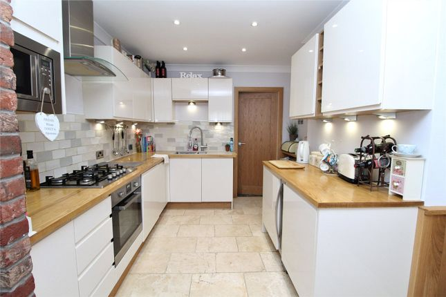 Thumbnail Detached bungalow for sale in Cartmell Ave, Fleetwood