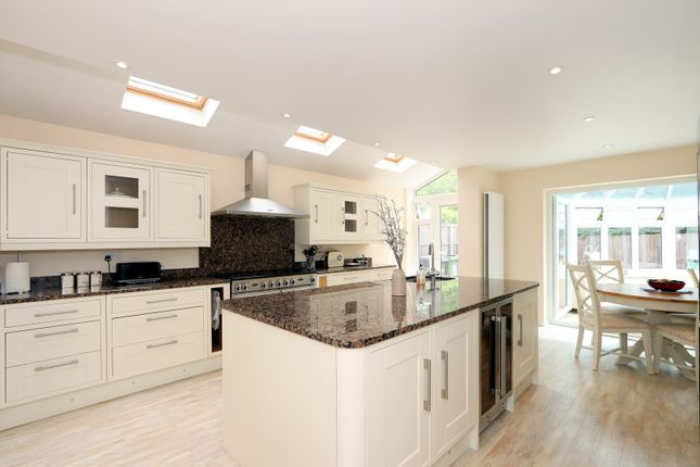 Thumbnail Detached house for sale in Millstream Way, High Wycombe
