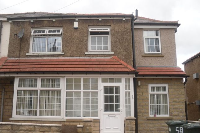 Semi-detached house to rent in Fitzroy Road, Bradford