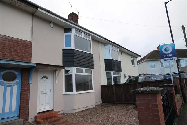 Thumbnail Terraced house for sale in Nibley Road, Shirehampton, Bristol
