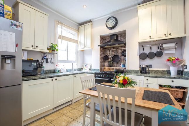 Thumbnail Flat for sale in Palace Gates Road, Alexandra Palace, London
