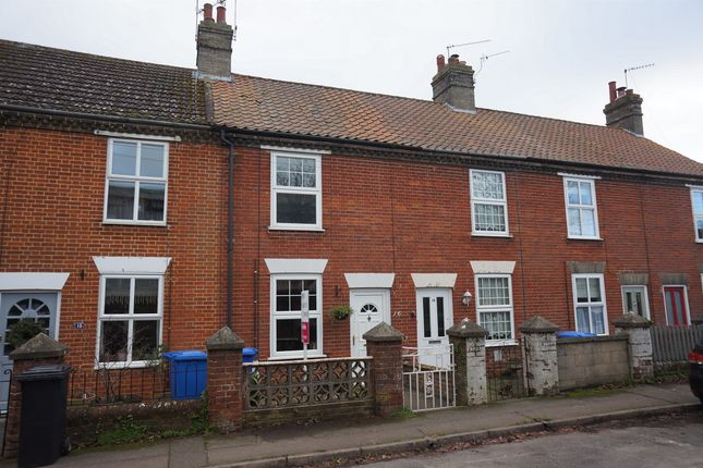 Thumbnail Terraced house for sale in Webster Street, Bungay