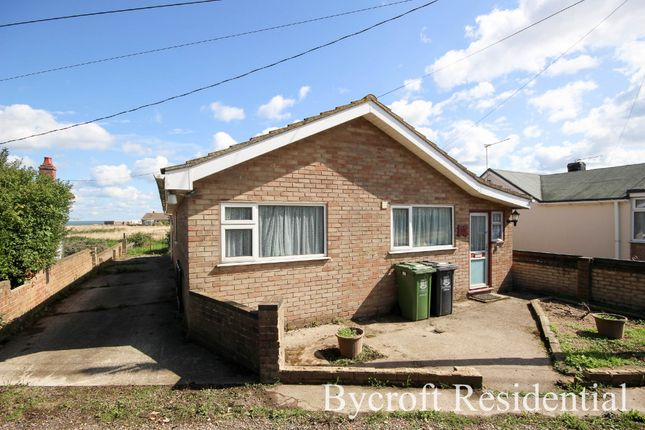 Thumbnail Detached bungalow for sale in California Crescent, California, Great Yarmouth