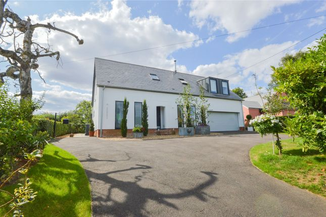 Thumbnail Detached house for sale in Bardfield Road, Finchingfield, Nr Braintree, Essex