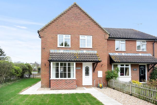 Thumbnail Semi-detached house to rent in Limairn, Small Street, Chirton, Devizes