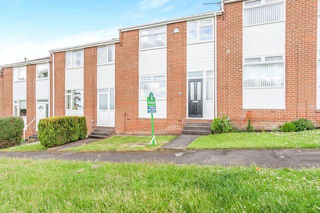Thumbnail Terraced house for sale in Dene Side, Blaydon-On-Tyne
