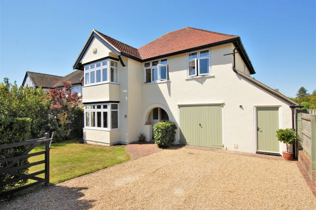 Thumbnail Detached house for sale in Brockhill Road, Hythe