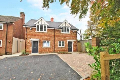 Thumbnail Semi-detached house for sale in Maxwell Road, Beaconsfield, Buckinghamshire