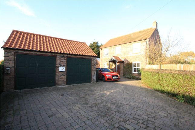 Thumbnail Detached house to rent in High Street, Martin, Lincoln, Lincolnshire