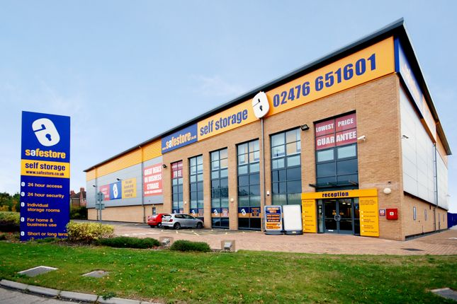 Thumbnail Warehouse to let in Safestore Self Storage, Cyan Business Park, Phoenix Way (A444), Coventry