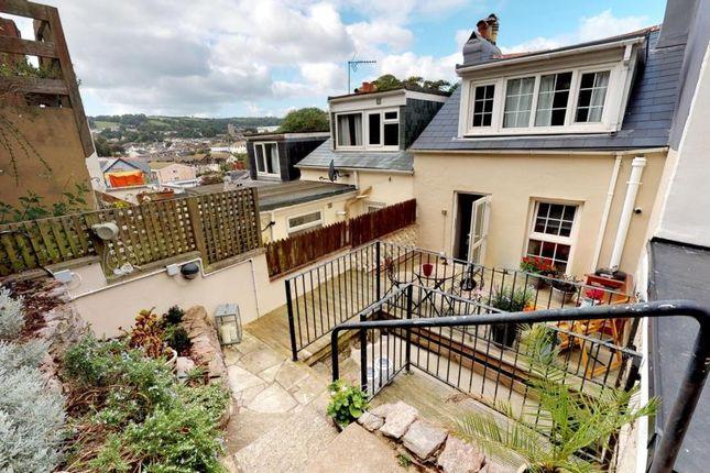 Rear Of Property of Mount Pleasant Road, Brixham, Devon TQ5