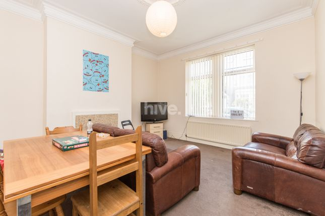 Thumbnail Terraced house to rent in Windsor Avenue, South Gosforth, Newcastle Upon Tyne