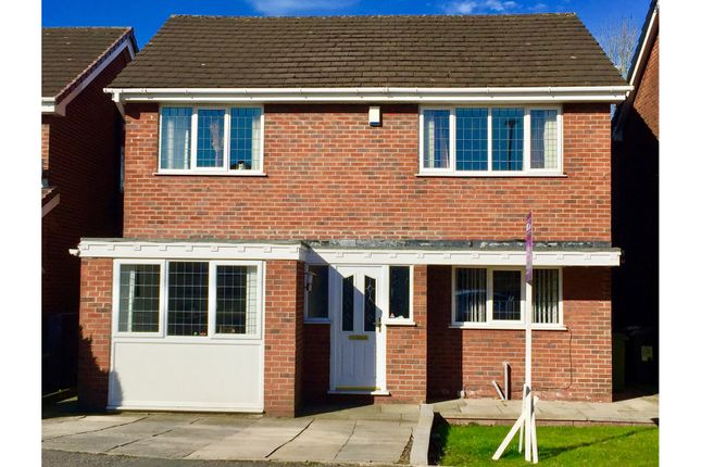 Thumbnail Detached house for sale in Glendon Crescent, Ashton-Under-Lyne
