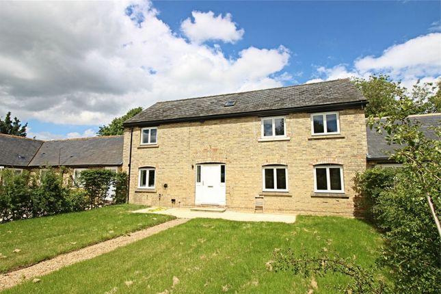 Thumbnail Mews house for sale in Wennington, Huntingdon
