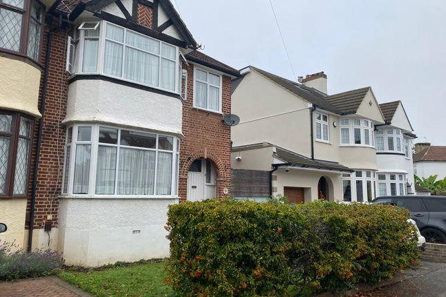 Thumbnail Semi-detached house to rent in Woodside Avenue, Chislehurst