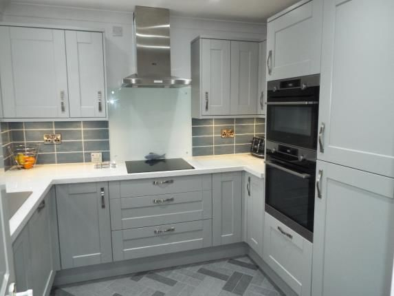 Kitchen of Channel Way, Ocean Village, Southampton SO14