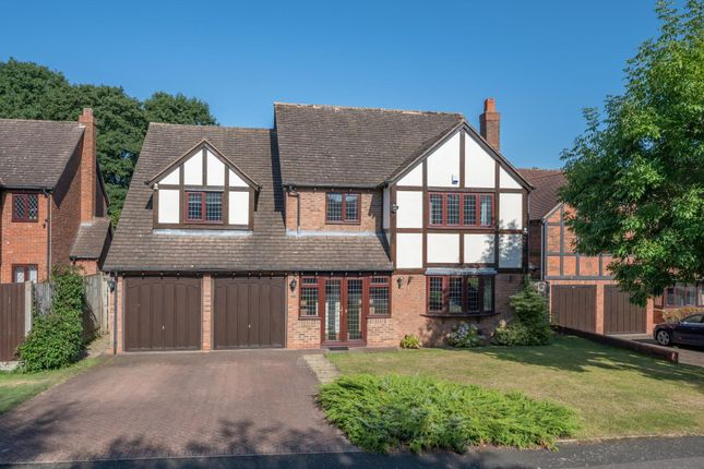 Thumbnail Detached house for sale in Sycamore Drive, Hollywood, Birmingham