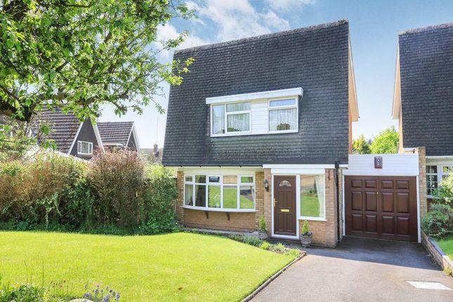 Thumbnail Detached house for sale in Forton Close, Compton, Wolverhampton