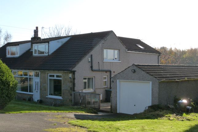 Thumbnail Semi-detached house for sale in Claremont Grove, Shipley