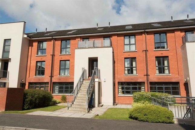 Thumbnail Flat to rent in Elmwood Building, Ravenhill, Belfast