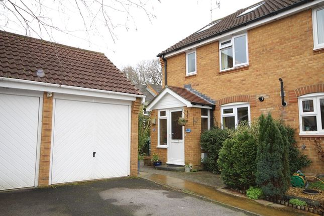 Thumbnail End terrace house for sale in Albion Way, Verwood
