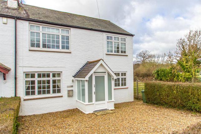 Thumbnail Semi-detached house for sale in Pootings Road, Crockham Hill, Edenbridge